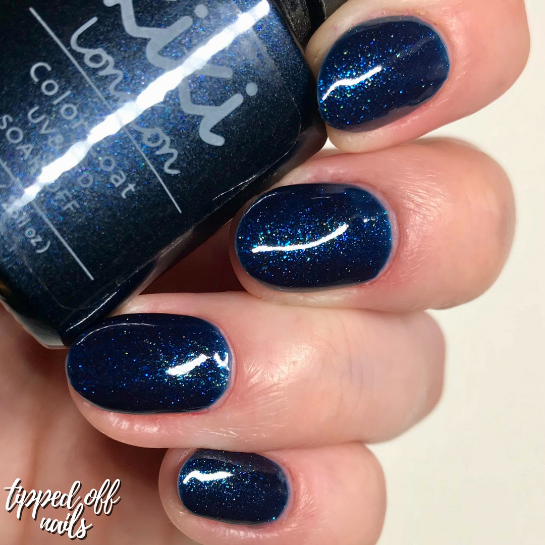 Kiki London Gel Night Sky Swatch