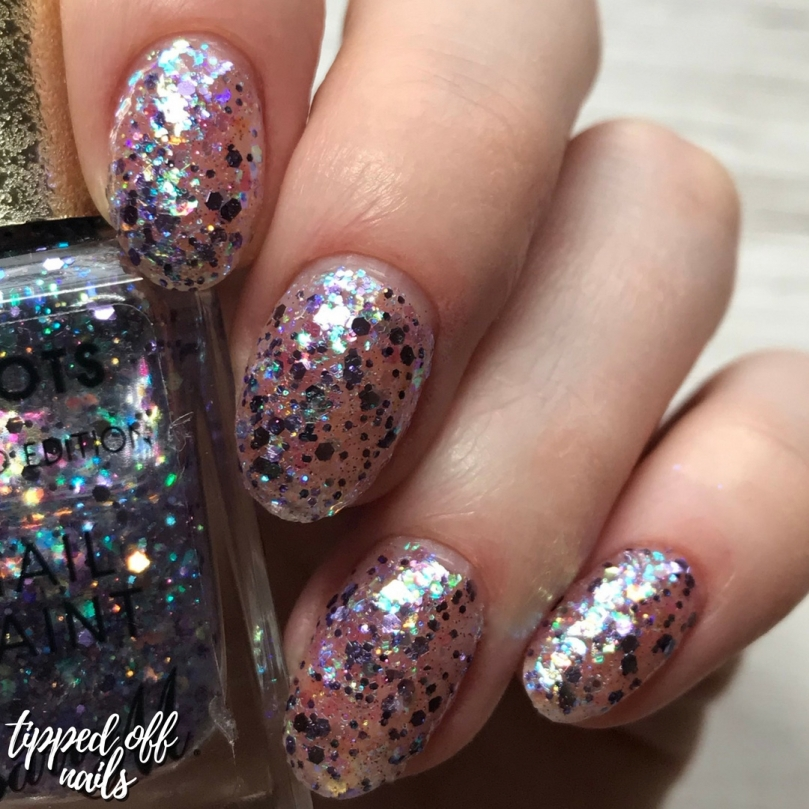Boots Limited Edition Barry M afterparty swatches