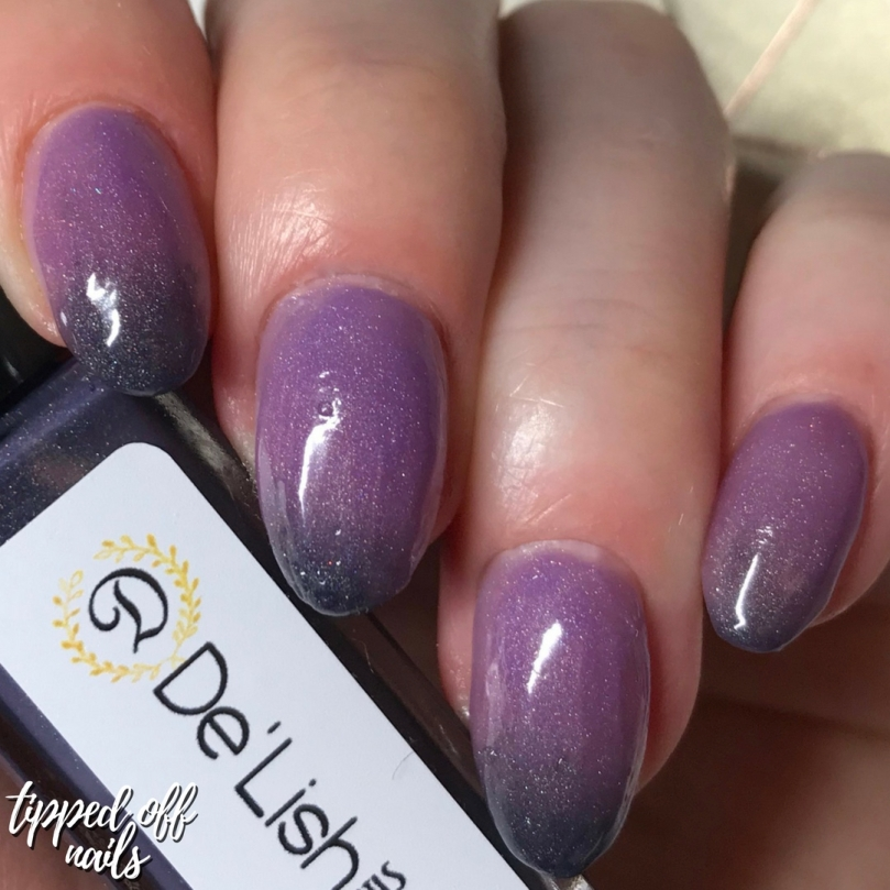 De'Lish Nails London Autumn Polishes Ravishing swatches & Discount code