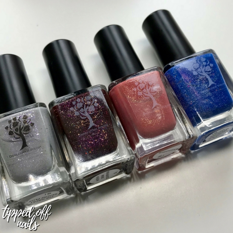 Danglefoot Nail Polish Roald Dahl Collection