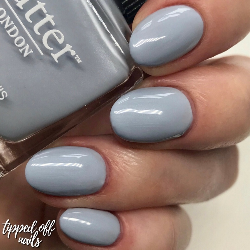 butter LONDON Nail Lacquer Kip Swatches