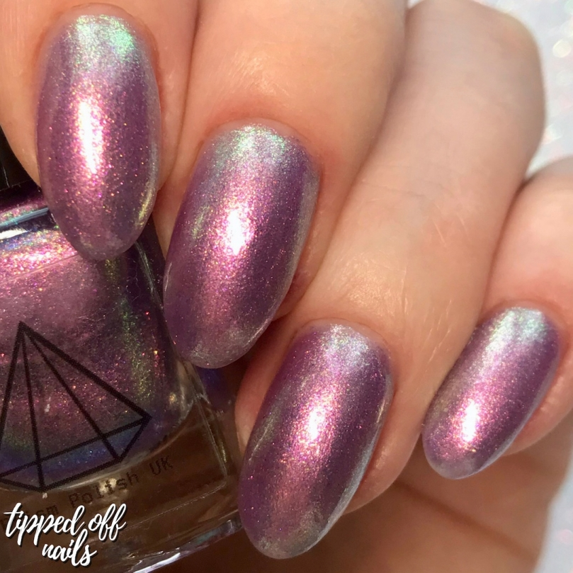 Prism Polish Prism-Versary Trio - Trip the light prismatic Swatches