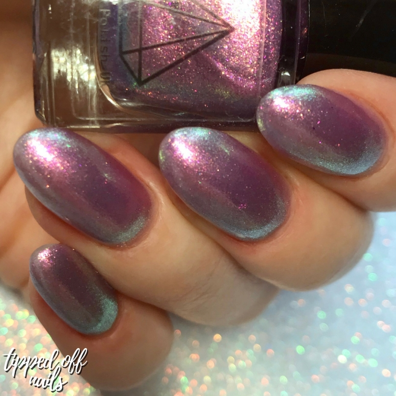 PrismPrism Polish Prism-Versary Trio - Trip the light prismatic Swatches Polish Prism-Versary Trio - Trip the light prismatic Swatches