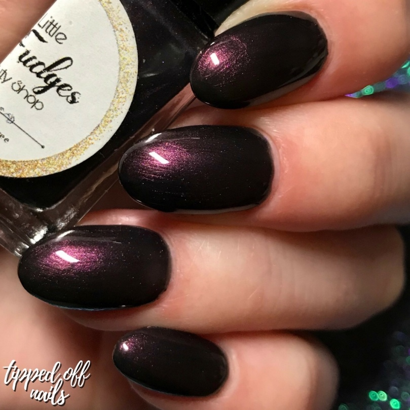 Little Fudges Beauty Shop - Buffy The Vampire Slayer Collection -Angel Swatches