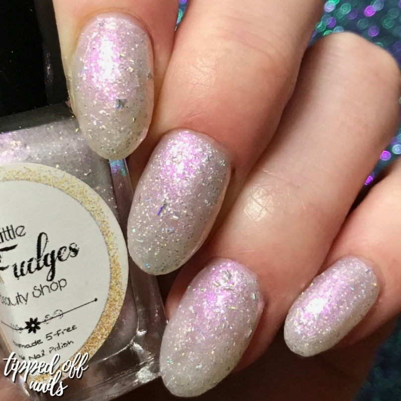 Little Fudges Beauty Shop - Buffy The Vampire Slayer Collection -Buffy Swatches