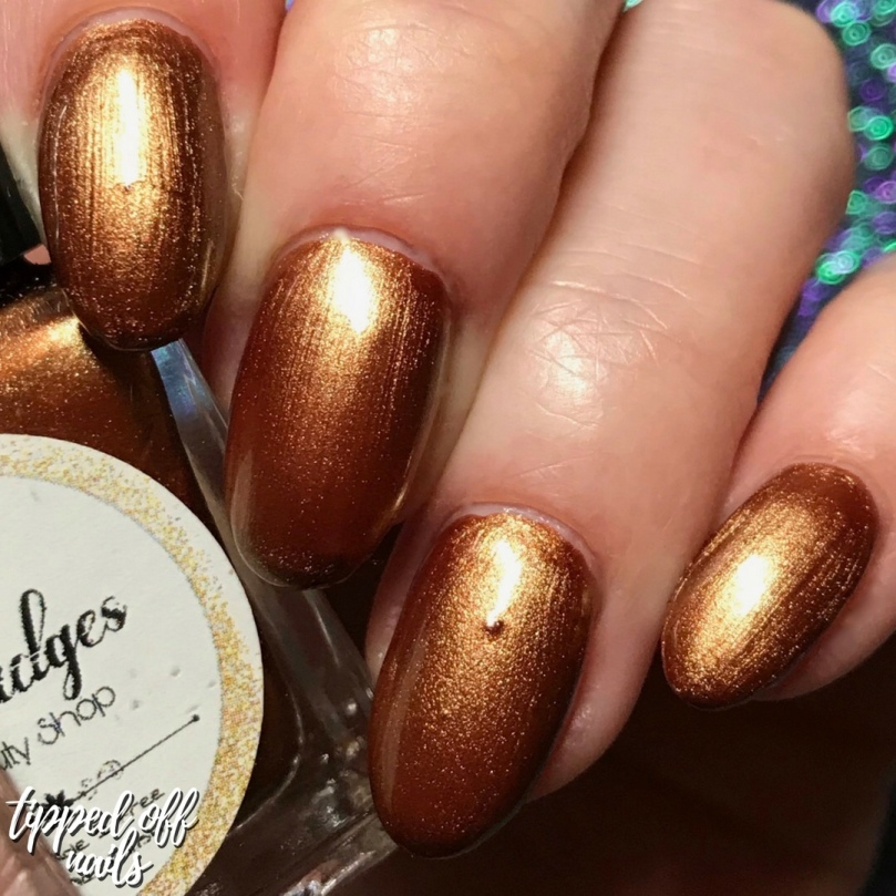 Little Fudges Beauty Shop - Buffy The Vampire Slayer Collection - Giles Swatches