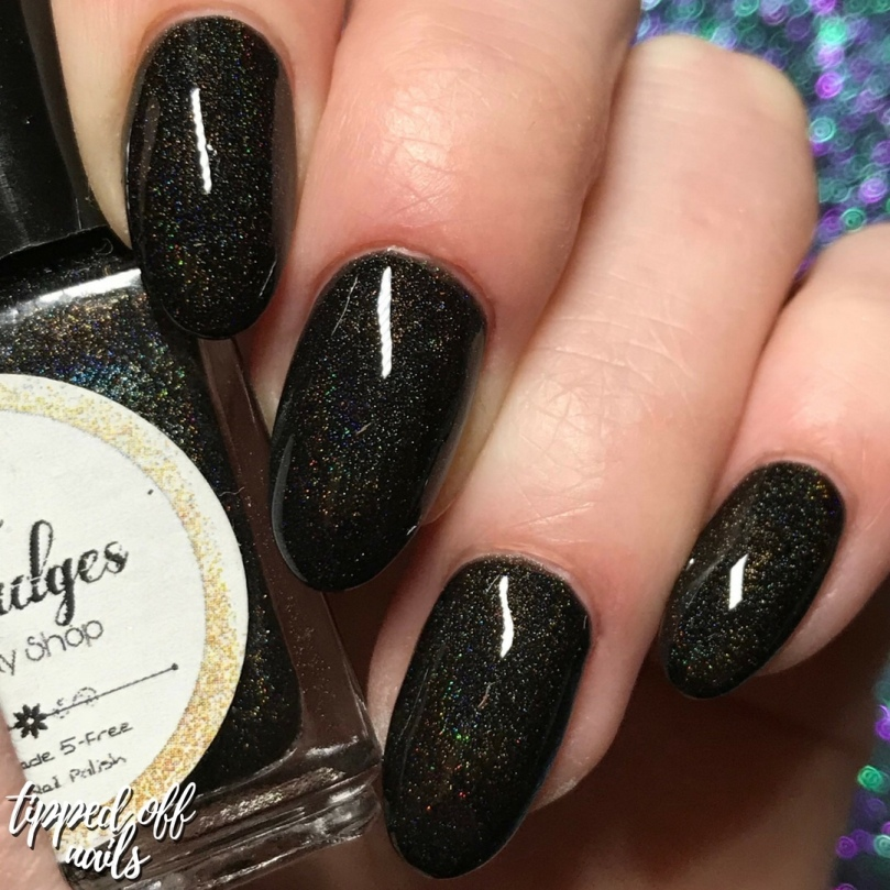 Little Fudges Beauty Shop - Buffy The Vampire Slayer Collection - Spike Swatches