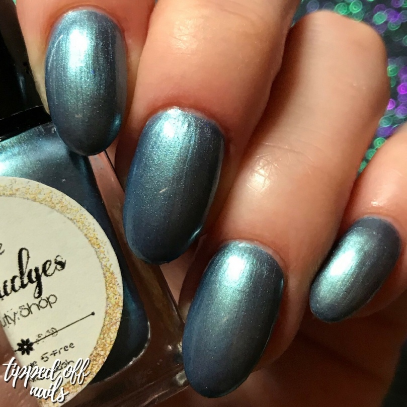 Little Fudges Beauty Shop - Buffy The Vampire Slayer Collection - Xander Swatches