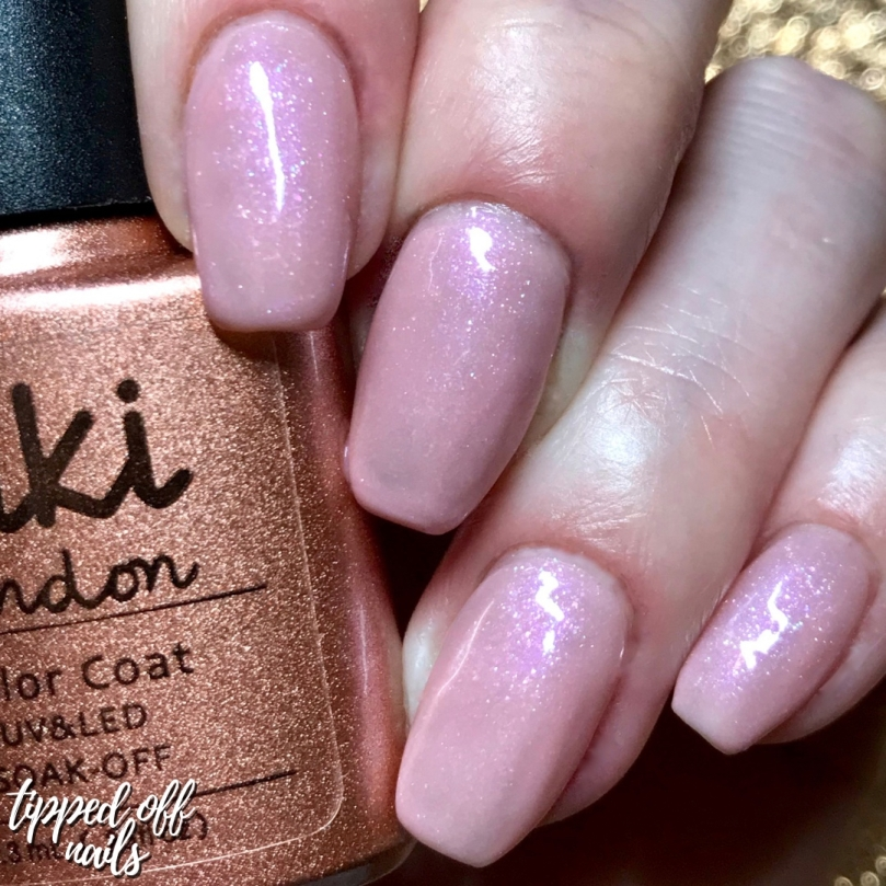 Kiki London Gel - Fragrant Freesia