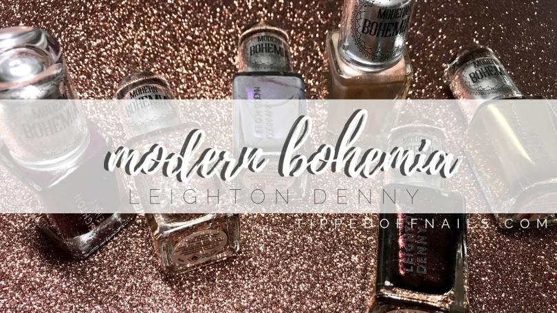 Leighton Denny Modern Bohemia Swatches