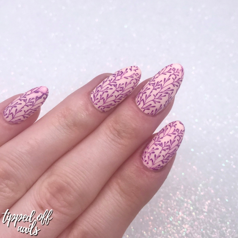 5January 2019 PaperGang Review & Nail Art