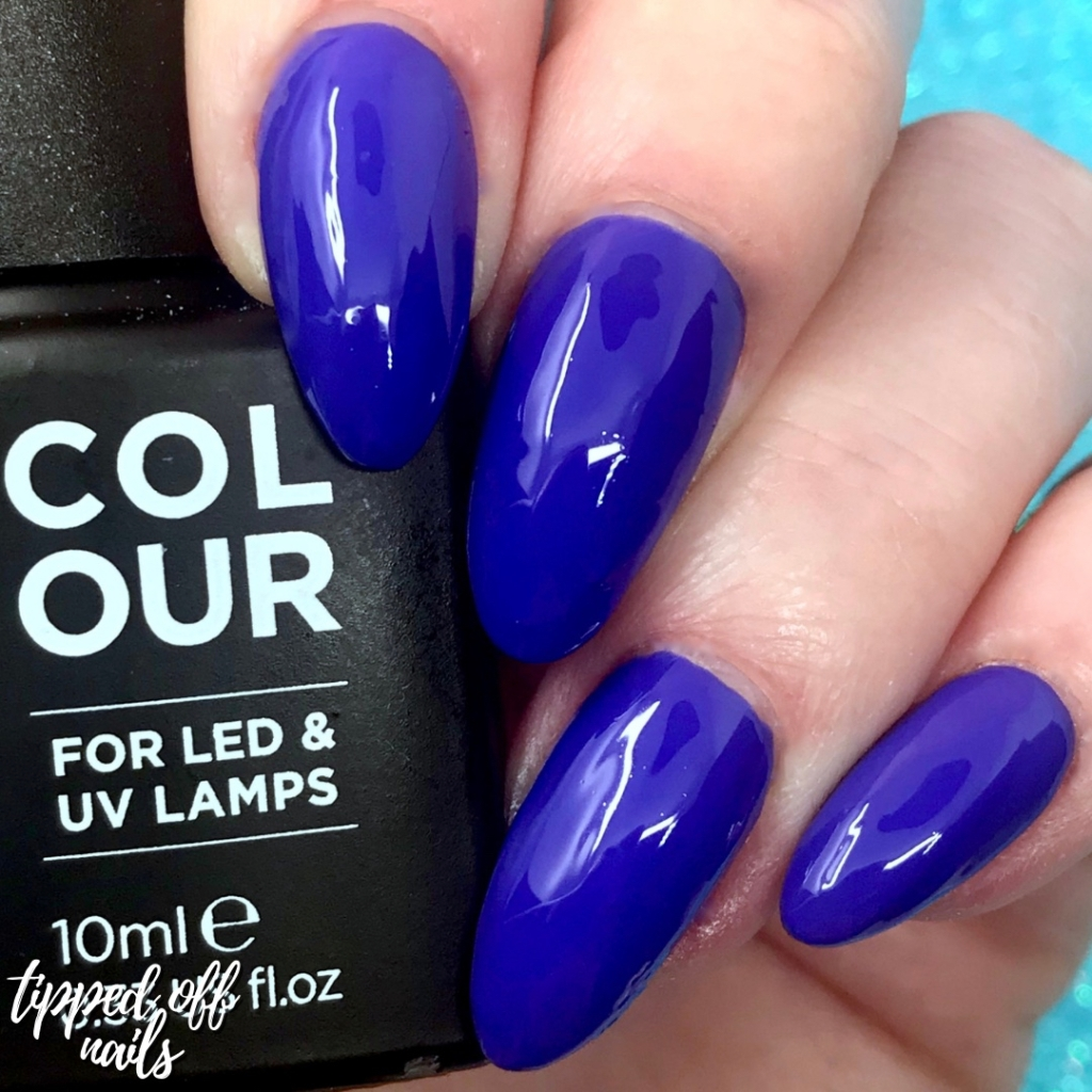 Mylee MyGel Spill the Blues Swatches