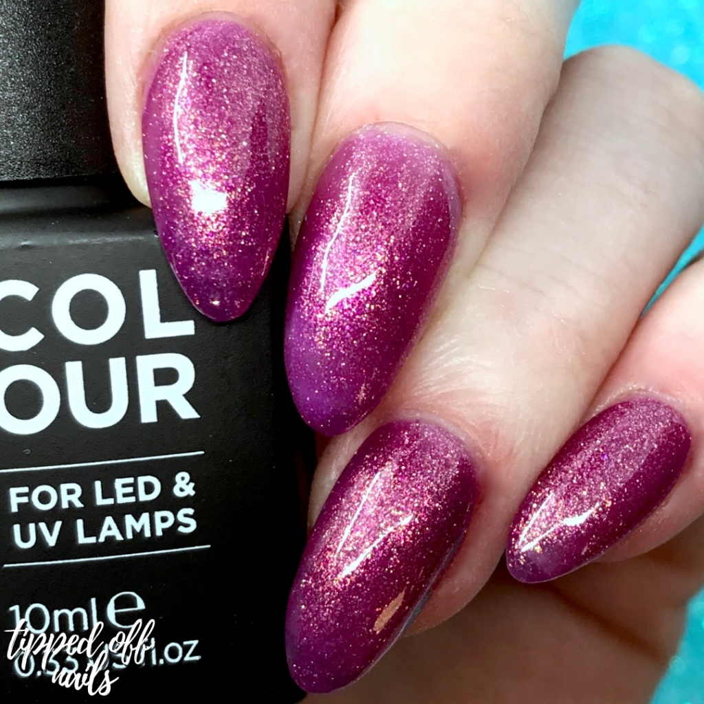 Mylee MyGel Colour Shooting Stars Swatches