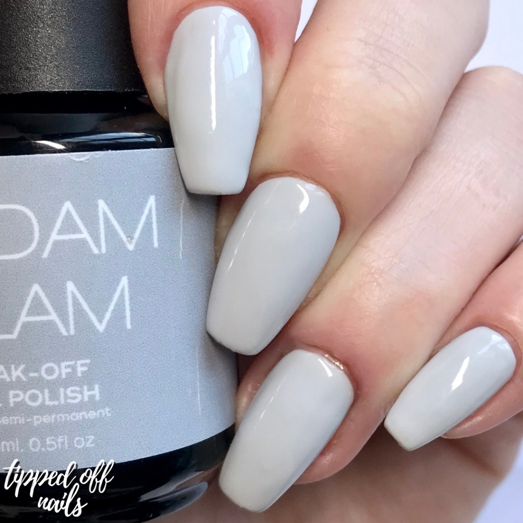 Madam Glam Cashmere Grey Swatch